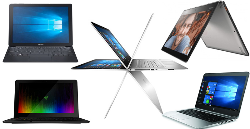 بهترین لپ تاپ های ۲۰۱۶ کدامند؟