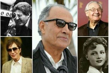 درگذشت نوابغ سینما جهان در سال 2016