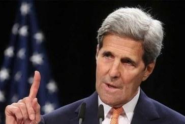 جان کری: خروج از برجام خاورمیانه را به آشوب میکشد