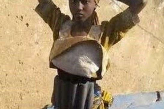 زن انتحاری خود را با نوزادش منفجر کرد +تصویر