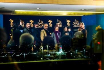 حضور سید احمد خمینی در چهارمین روز جشنواره فیلم فجر +تصویر