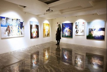 از حاجی فیروز تا صادق هدایت روی دیوار گالریهای تهران