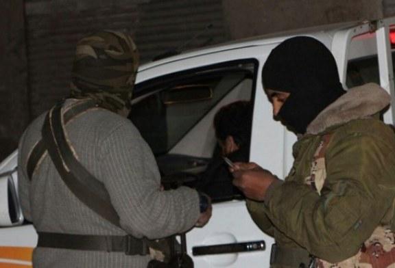 داعش در مصر ایست و بازرسی بر پا کرد +تصاویر