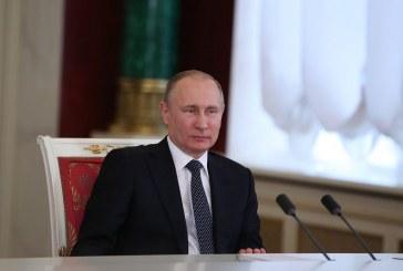 سلام ویژه پوتین به رهبر معظم انقلاب