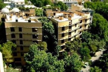 عجیب ترین آپارتمان تهران +تصاویر