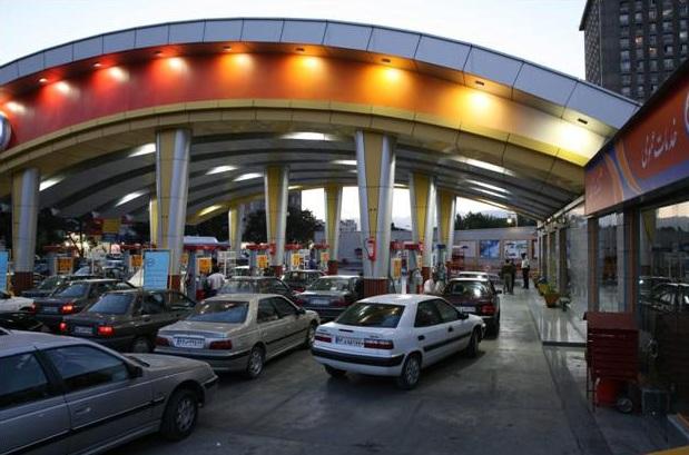 مصرف بنزین امروز رکورد شکست
