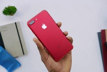 آیفون 7 قرمز به ایران رسید +قیمت