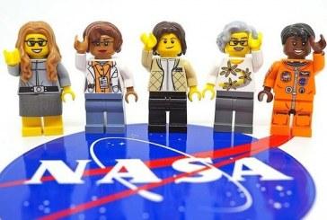 ساخت لوگوی زنان برجسته ناسا +تصاویر
