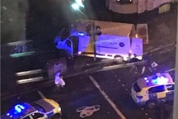 وقوع یک حمله تروریستی جدید در قلب لندن +تصویر