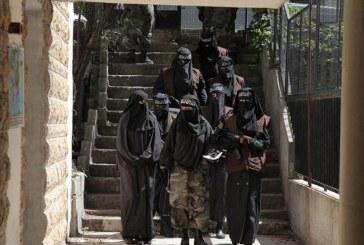 سریال جنجالی درباره زنان داعشی +تصاویر