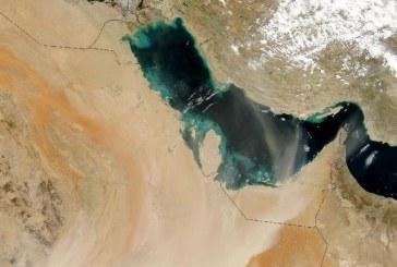 خوزستان در محاصره خاک و باد شدید