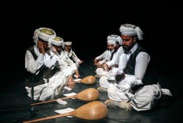 گزارشی از جشنواره موسیقی نواحی ایران +تصاویر