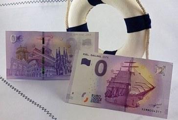 اسکناس صفر یورویی به بازار آمد +تصویر