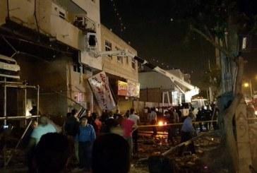علت وقوع انفجار بامداد شنبه شیراز چه بود؟