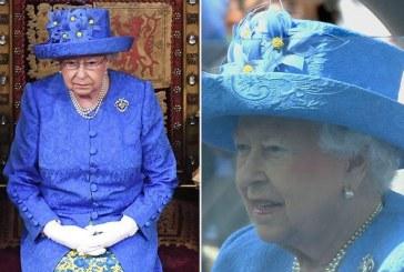 پیام کلاه ملکه انگلیس به اتحادیه اروپا! +صتویر