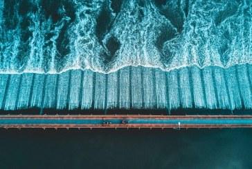 عبور از پل ساحلی در تایوان