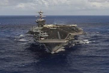 کشتیهای آمریکایی آماده حمله احتمالی به سوریه