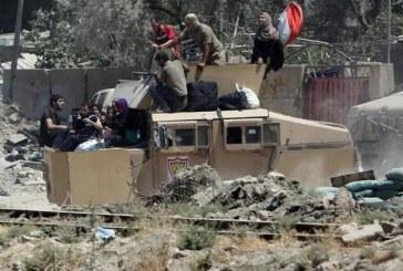حکومت داعش در موصل ساقط شد