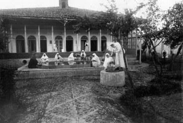 ویلای دختر ناصرالدین شاه در 110 سال قبل +تصویر