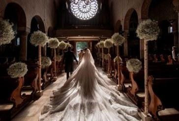 لباس عروس 3 میلیاردی +تصویر
