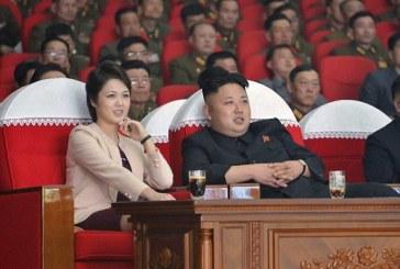بانوی اول کره شمالی بالاخره آفتابی شد +تصویر