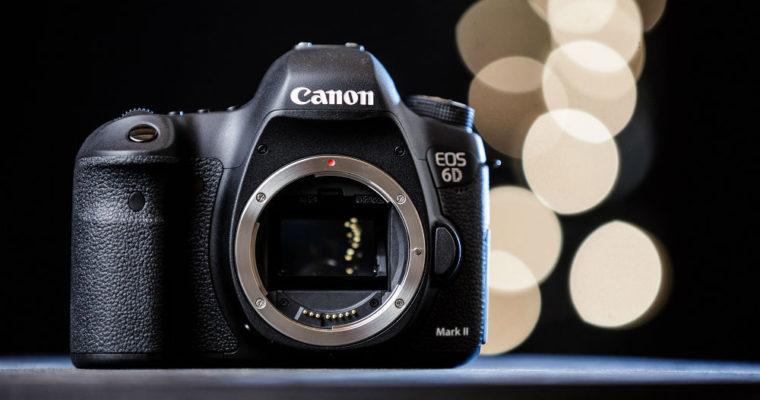 دوربین کانن ۶D mark II؛ حرفهای و ارزان +تصویر و مشخصات