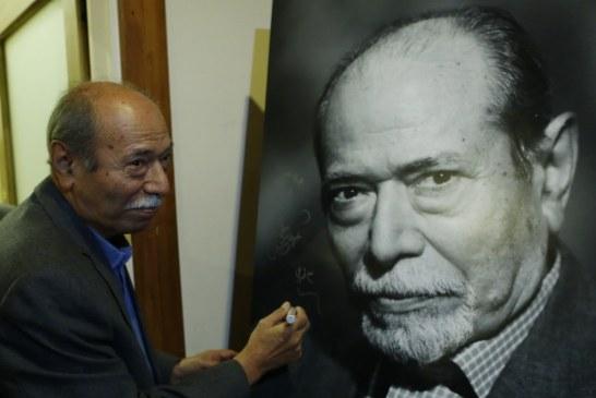 مراسم پاسداشت ۷۰ سال فعالیت هنری علی نصیریان +تصاویر