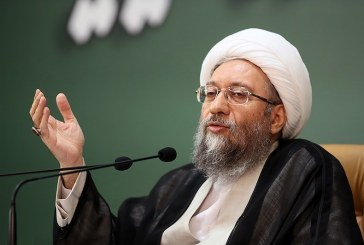 آملیلاریجانی: نمیخواهیم به دور قوه قضاییه حصار بکشیم