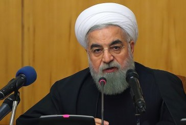 روحانی: تحریمهای آمریکا با متن برجام در تعارض است/ دولت دوازدهم تک جناحی نیست