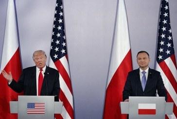 ترامپ: خواهان راهکار سیاسی برای سوریه هستیم/ اقدامات جدی برای کره شمالی در نظر داریم