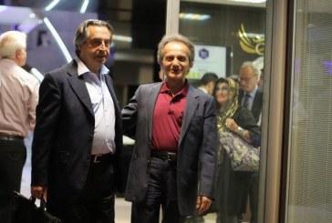 رهبر ارکستر ایتالیایی به تهران آمد
