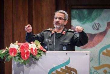 سردار غیب پرور : بسیج بُعد نظامی خود را تقویت خواهد کرد