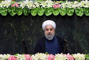 روحانی: رای ملت بزرگترین سلاح ما است
