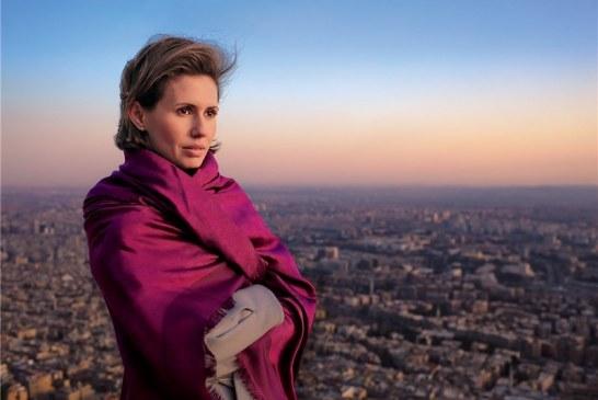 «اسماء اسد» زن انگلیسی جبهه مقاومت +تصویر