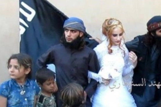شاهزاده عروسهای داعش کشته شد +تصویر