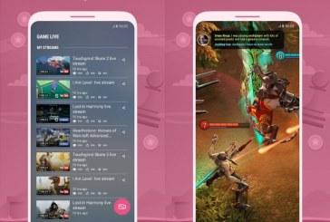 اپلیکیشن استریم زنده Game Live سامسونگ در گوگل پلی منتشر شد