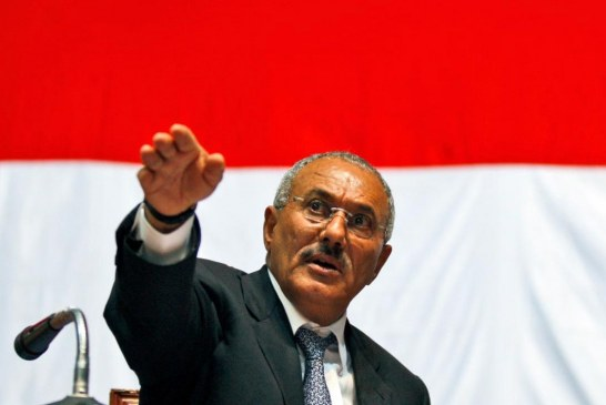 تاکید عبدالله صالح بر وحدت و شراکت با انصارالله یمن علیه عربستان