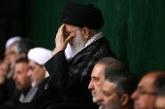 مراسم عزاداری شب تاسوعای حسینی(ع) با حضور رهبر معظم انقلاب برگزار شد