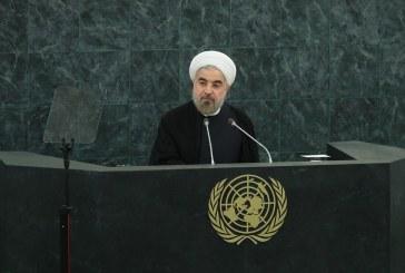 رییس جمهور: با صدای بلند اعلام میکنم که اعتدال منش و روش ملت بزرگ ایران است