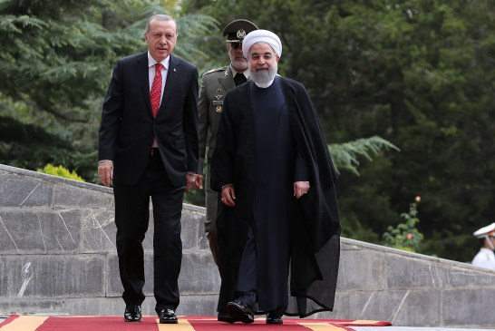 روحانی در گفتگوی تلفنی اردوغان: باید هرچه سریعتر امنیت به سوریه بازگردد