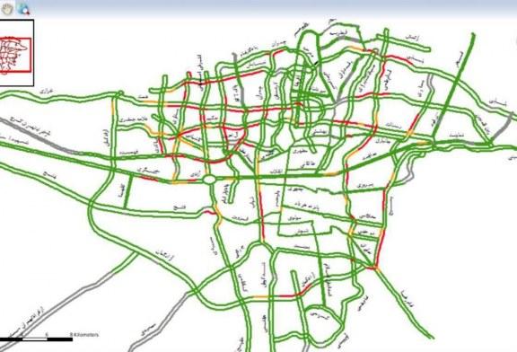 تکلیف ساکنین محدوده طرح ترافیک با اجرای طرح جدید
