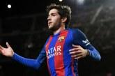 سرخی روبرتو قراردادش با بارسلونا را تمدید کرد؟