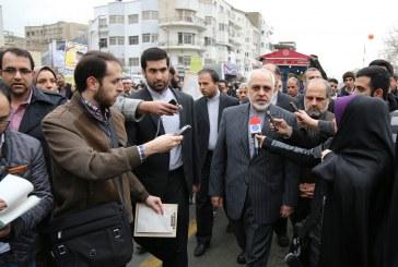 وزیر امور خارجه: وظیفه همه مسئولان است که به مطالبات مردم توجه داشته باشند