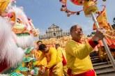 مراسم جشن سال نوی چینی