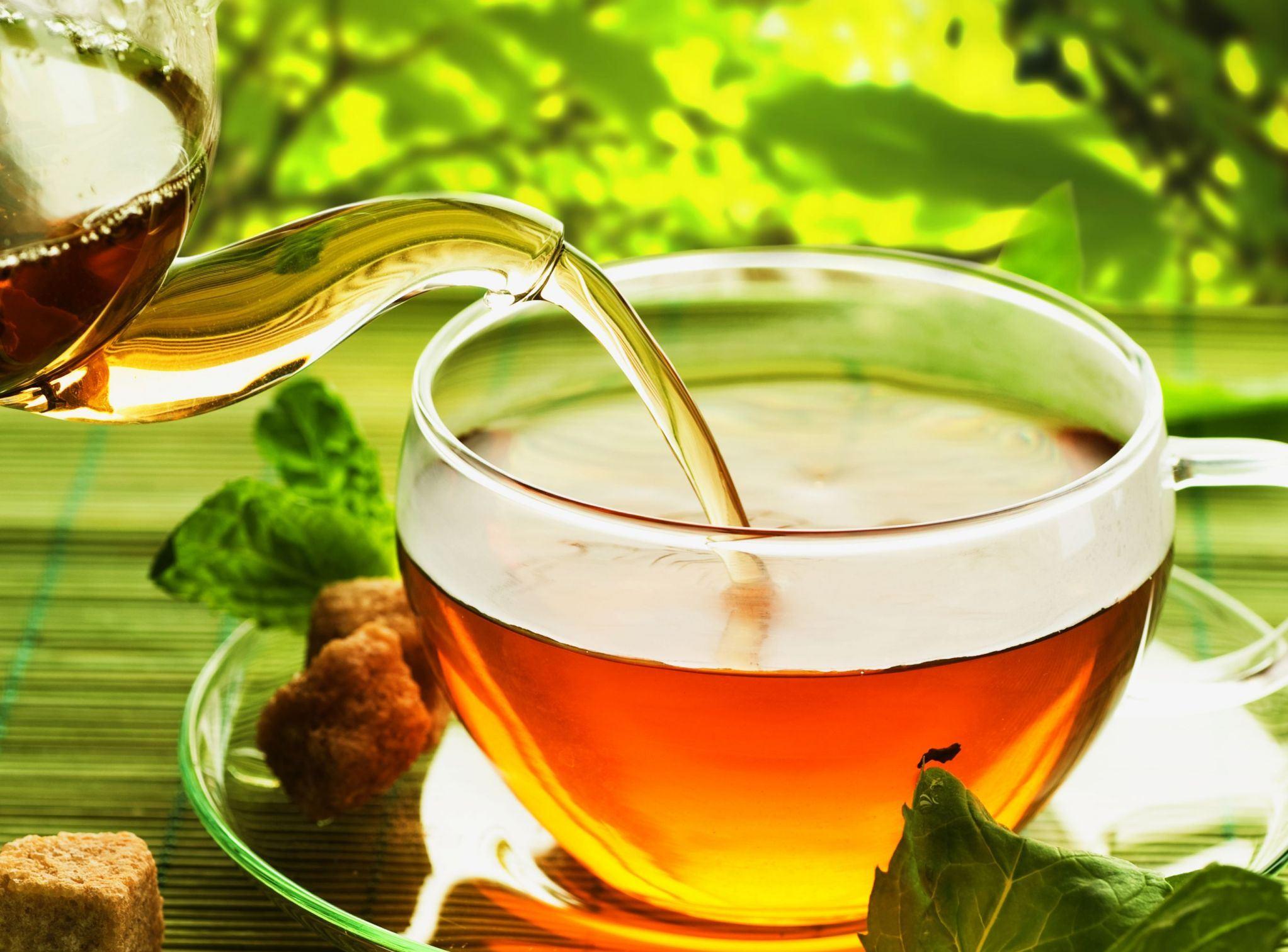 چایی که شما را لاغر می کند