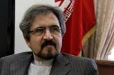 قاسمی: کلیه برنامهها و دیدارهای ظریف به دلیل کسالت لغو شد