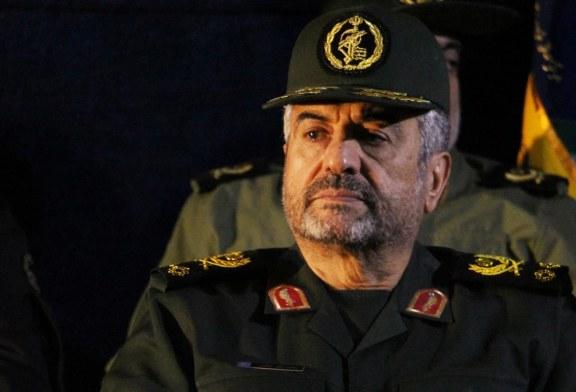 سردار جعفری:وضعیت درونی سپاه یکی از دغدغه های رهبری است