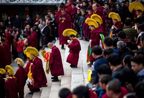 جشن سال نو تبتی+ تصاویر