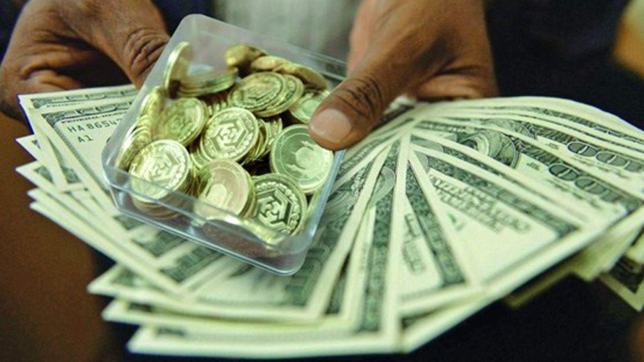 آخرین نرخها از بازار ارز، طلا و سکه چهارشنبه ۲۶ دی ماه