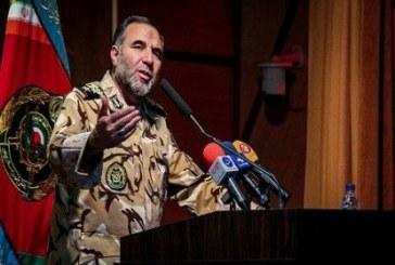 فرمانده نیروی زمینی ارتش: آمریکا راهبرد جنگ بی پایان را در دستور کار قرار داده است